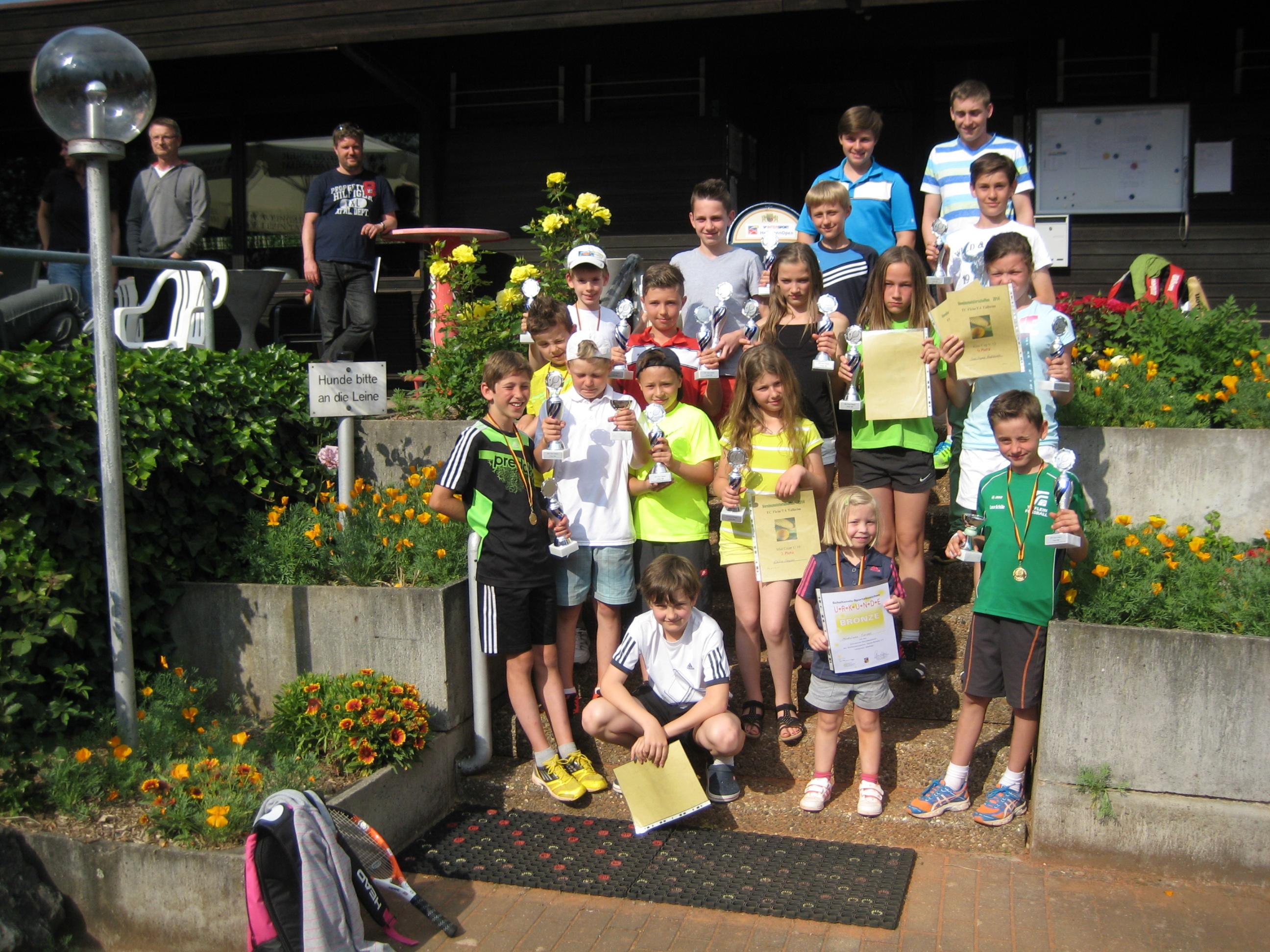 Teilnehmer Jugend
